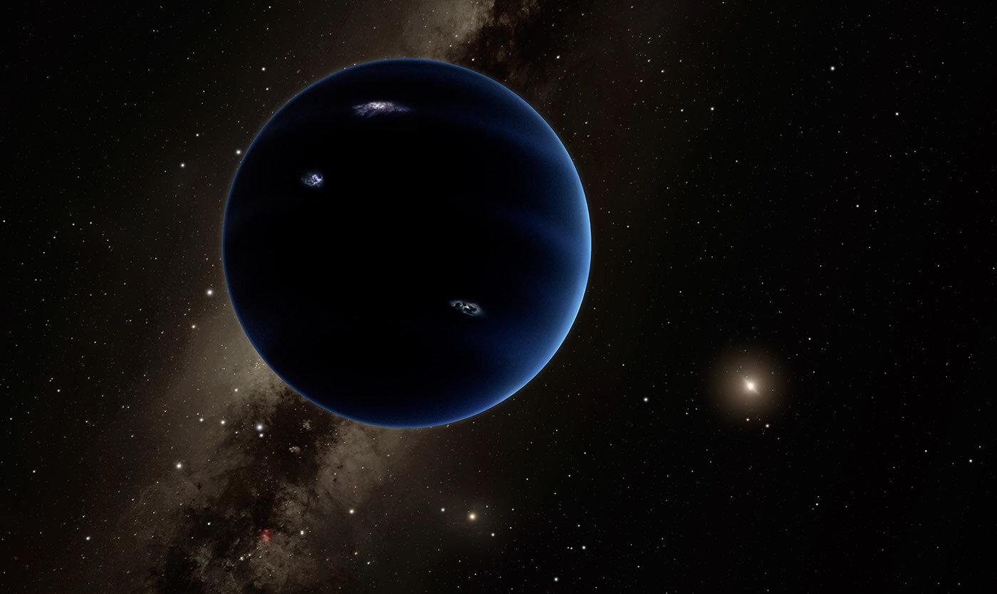 Астрономы: Девятая планета Солнечной системы может быть маленькой и древ...