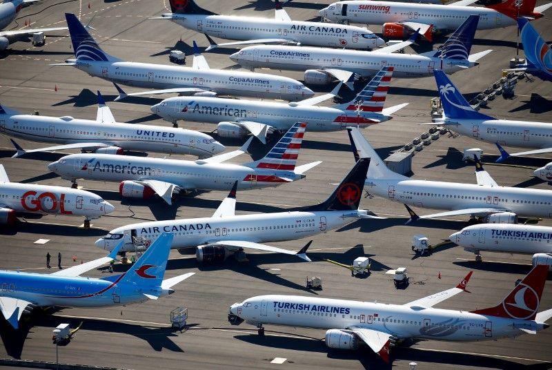 Boeing рассчитывает к маю возобновить производство 737 MАХ, – Reuters