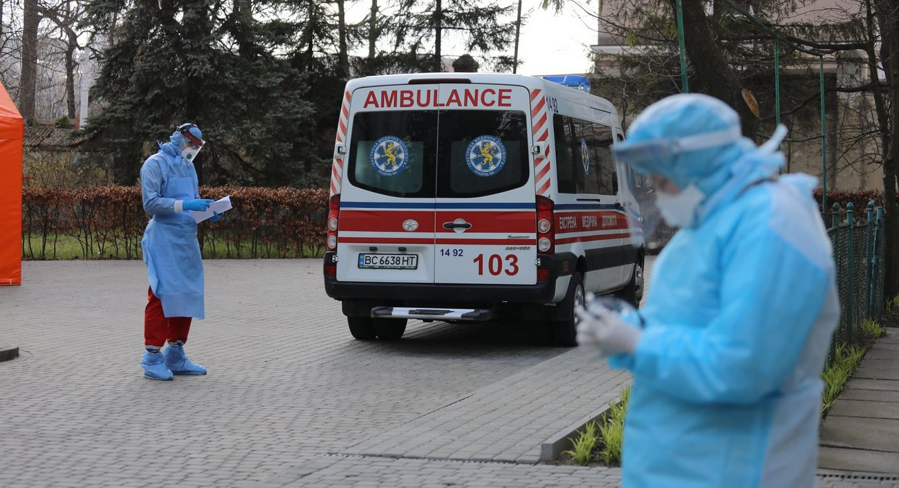 Статистика коронавируса в Украине на 23 августа: более 1900 новых пациен...