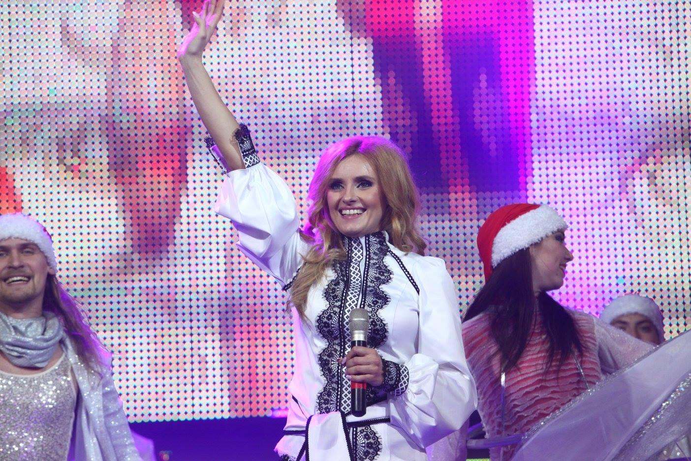 Известная украинская певица Ирина Федишин попала в ДТП