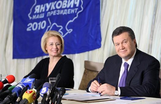 Янукович будет работать без блога и пресс-секретаря