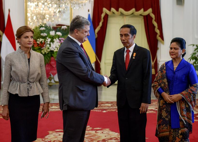 Индонезия и Украина начнут консультации о ЗСТ