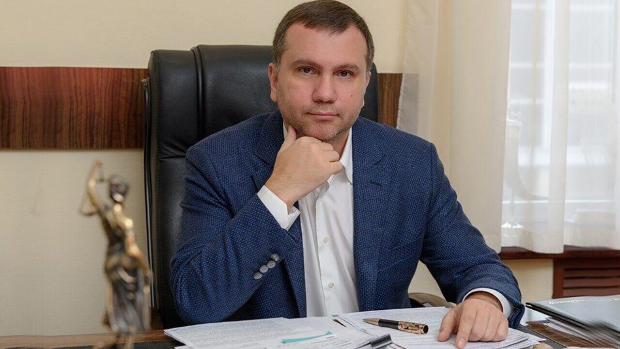 фото, Павел Вовк, председатель Окружного административного суда Кие...
