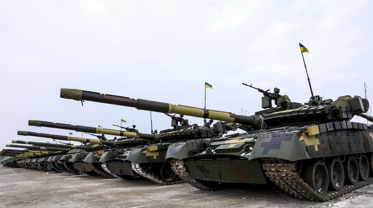 ВСУ пополнили свой арсенал крупной партией вооружений