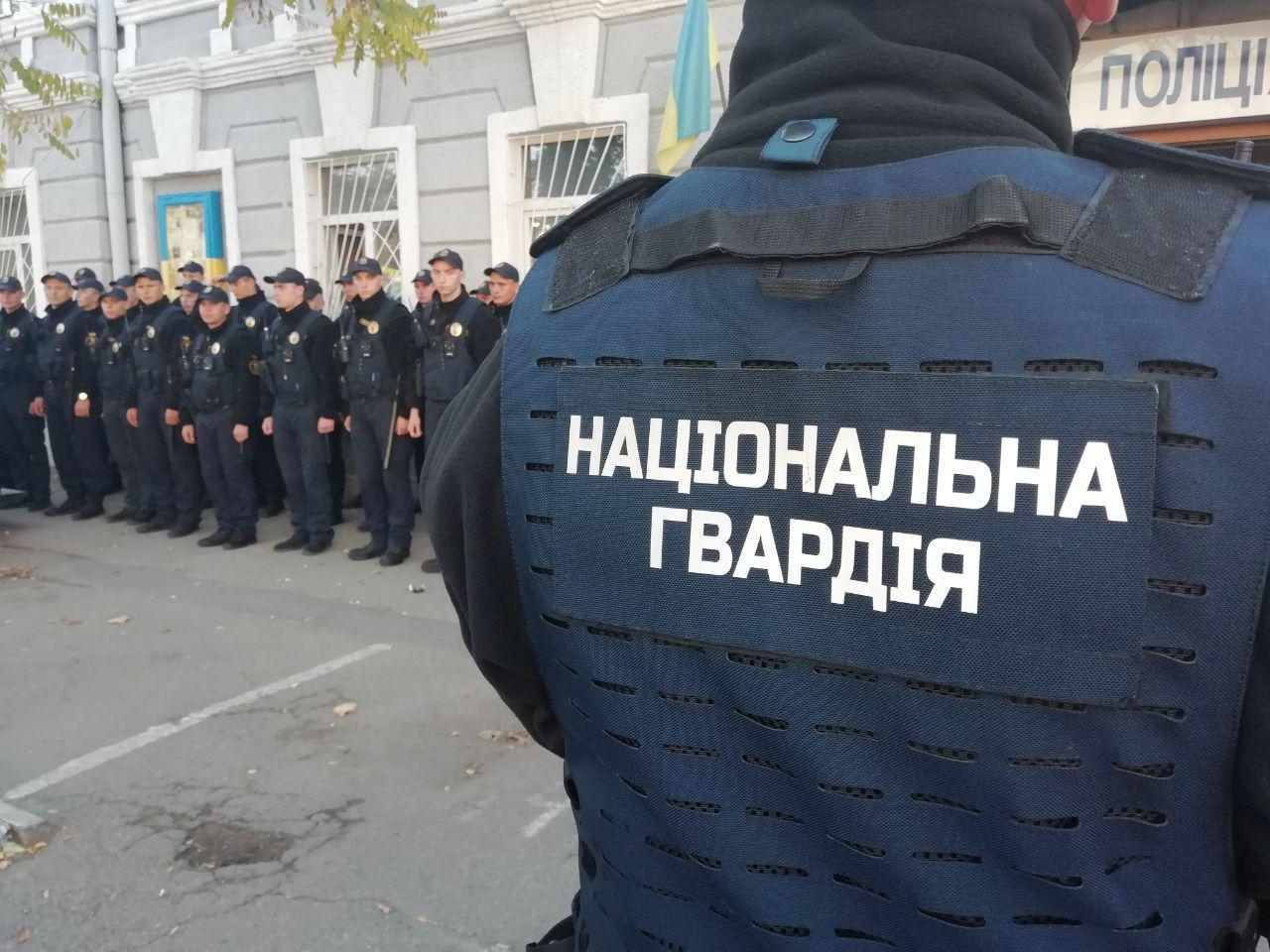Рада хочет дать Нацгвардии право разведки за пределами Украины