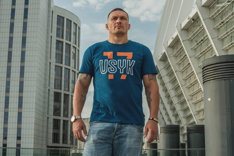 Усик подписал контракт с известным британским промоутером
