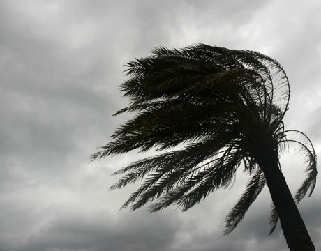 Ураган «Катя», надвигающийся на США, становится все мощнее