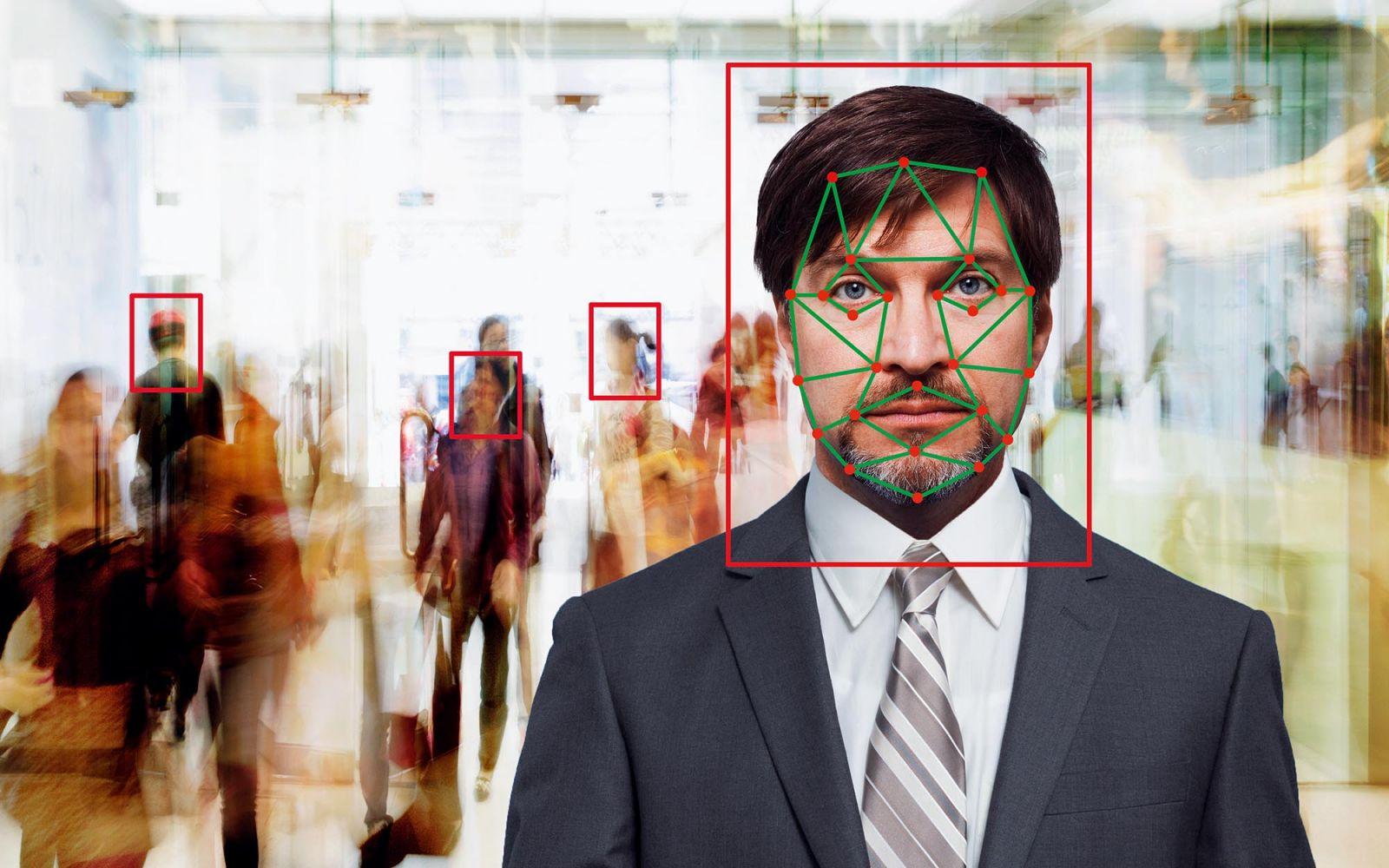 Большой брат все видит. Как работает технология распознавания лиц и чем...