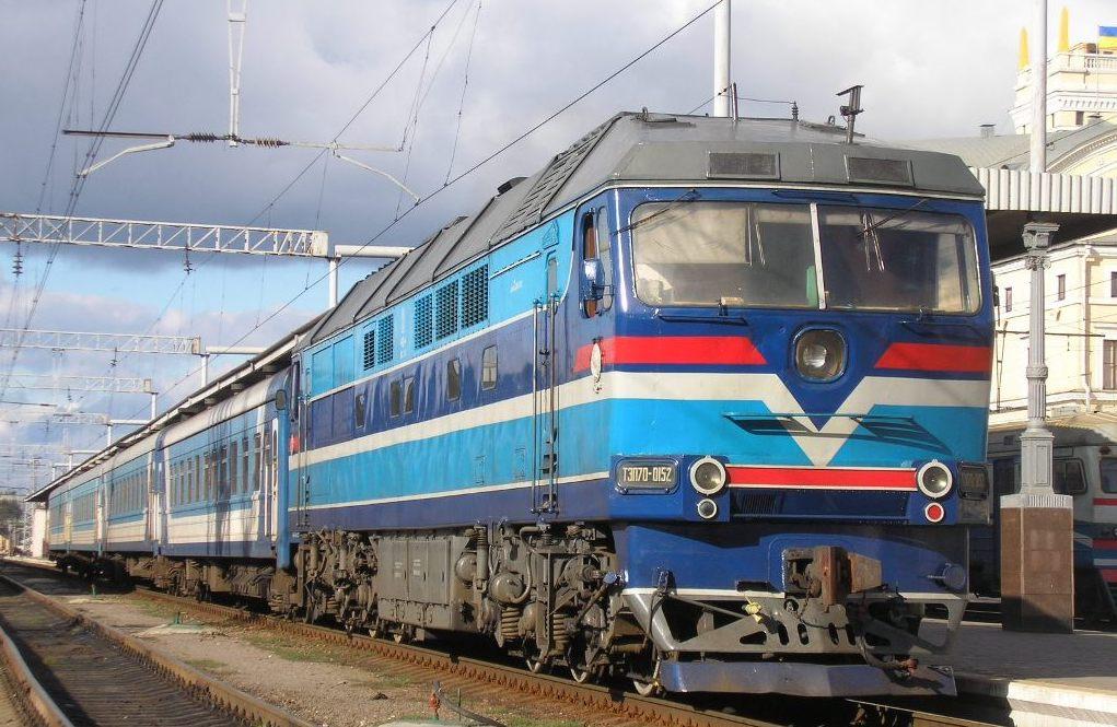 Железная дорога Украины может остаться без топлива, - СМИ