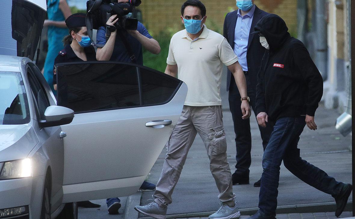 Ефремов во время ДТП находился под наркотиками,  – СМИ
