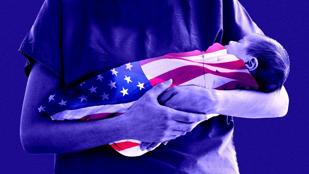 """США ужесточит выдачу туристических виз, чтобы бороться с """"родильным тури..."""