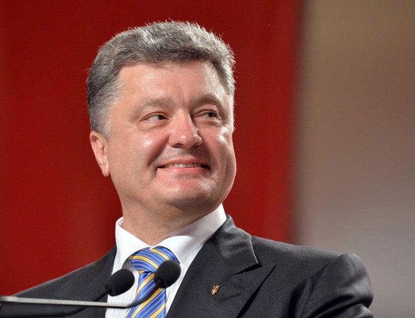 """Порошенко назвал партию """"Европейская солидарность"""" """"политическим спецназ..."""