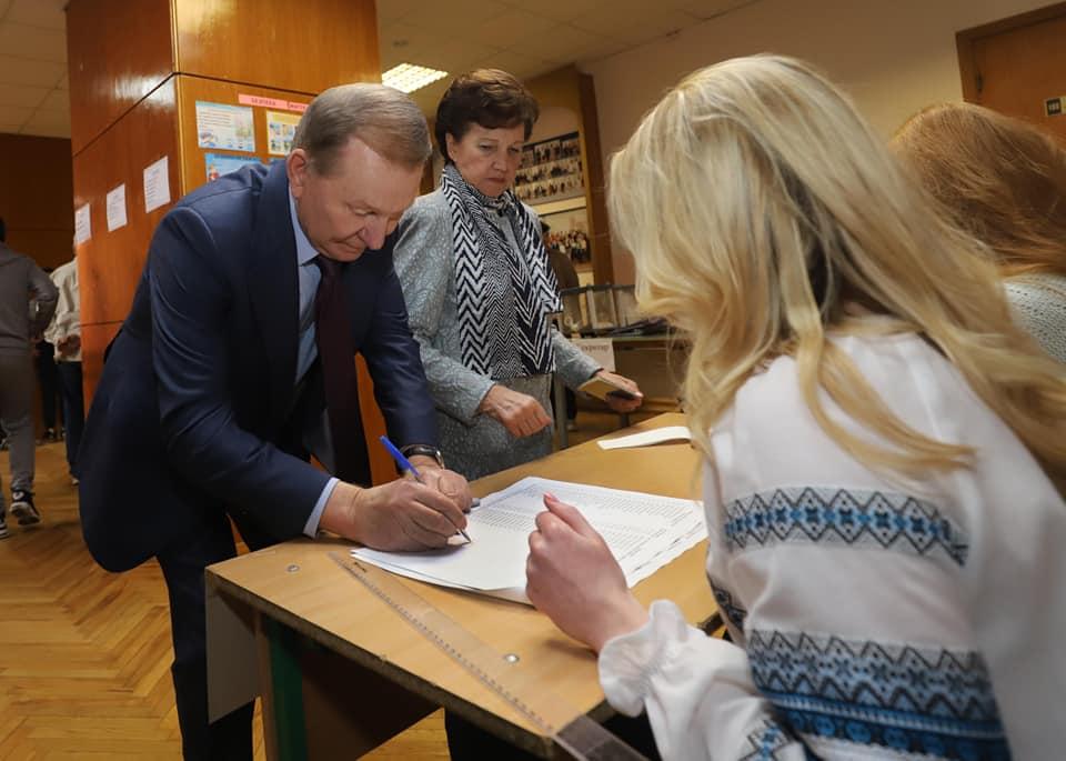 Немного жаль будущего президента, – Кучма