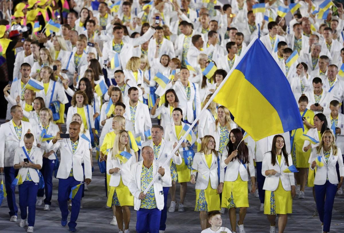 Олимпиада в Рио: расписание первого игрового дня сборной Украины