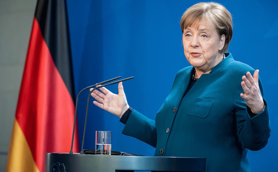 Меркель отказалась признавать Лукашенко президентом и хочет встретиться...