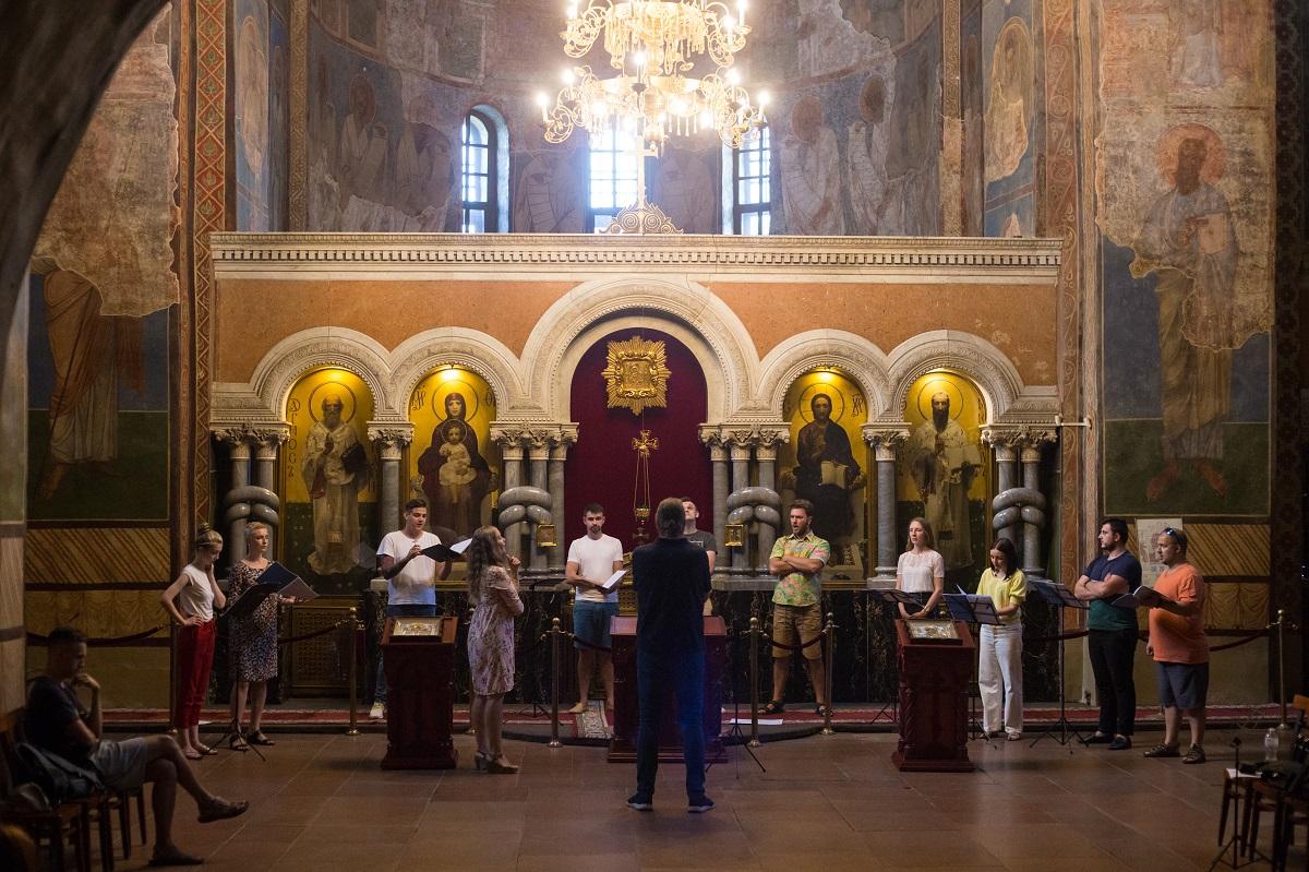 Musica Sacra Ukraina: как звучит украинское барокко?