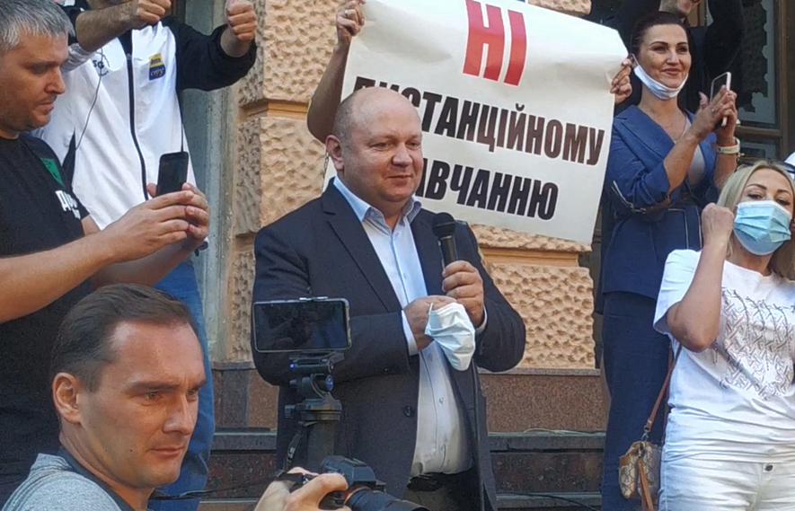Черновцы будут судиться с Кабмином за попадание в красную карантинную зо...