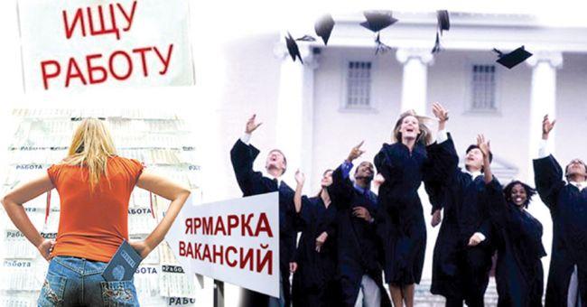 Две трети украинцев начинают работать до 20 лет – исследование