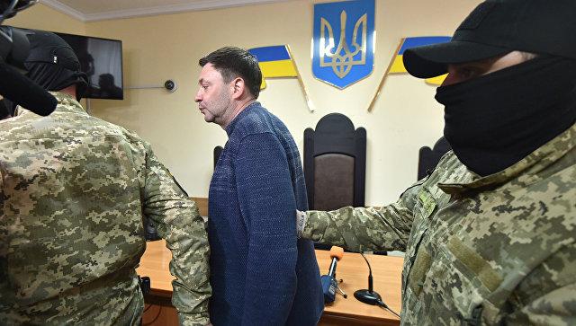 """Вышинский собирается обратно в Украину, чтобы """"доказать свою невиновност..."""