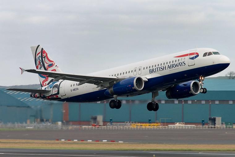British Airways будет собирать досье на пассажиров