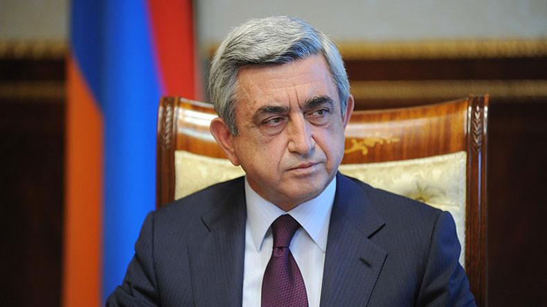 Премьер-министр Армении подал в отставку на фоне протестов
