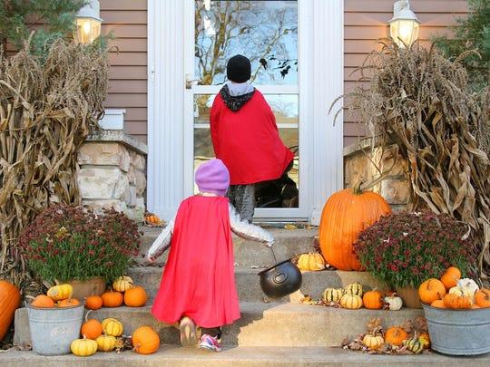 Граждане США потратят рекордные $2,6 млрд на конфеты к Хэллоуину в этом году