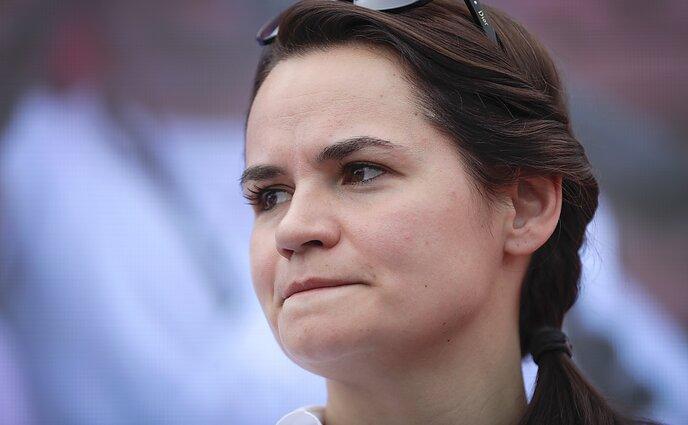 Тихановская объявила, что создает совет для передачи власти в Беларуси