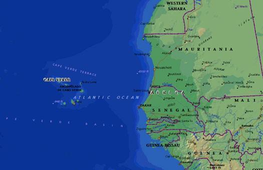В Кабо-Верде - вспышка лихорадки. Объявлено чрезвычайное положение
