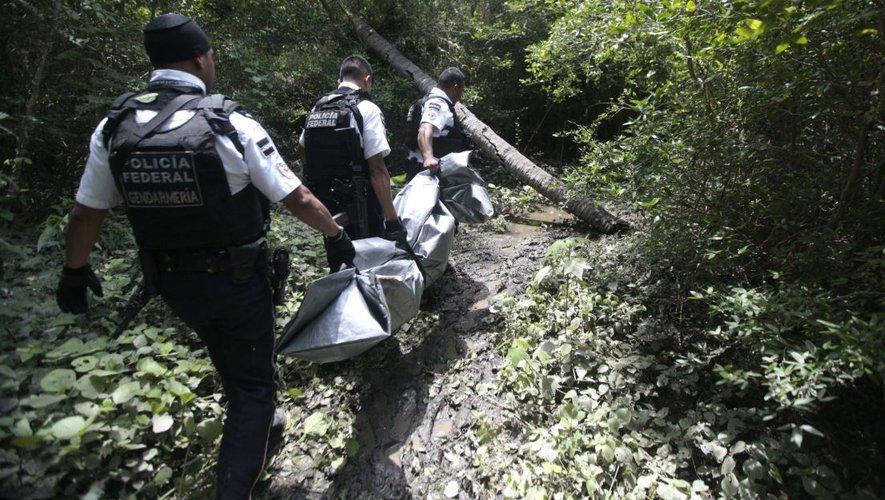 В Мексике обнаружено 29 тел в сотне полиэтиленовых пакетов