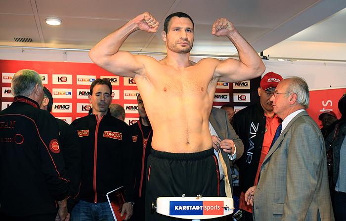 Виталий Кличко хочет провести на НСК Олимпийский бой против Валуева
