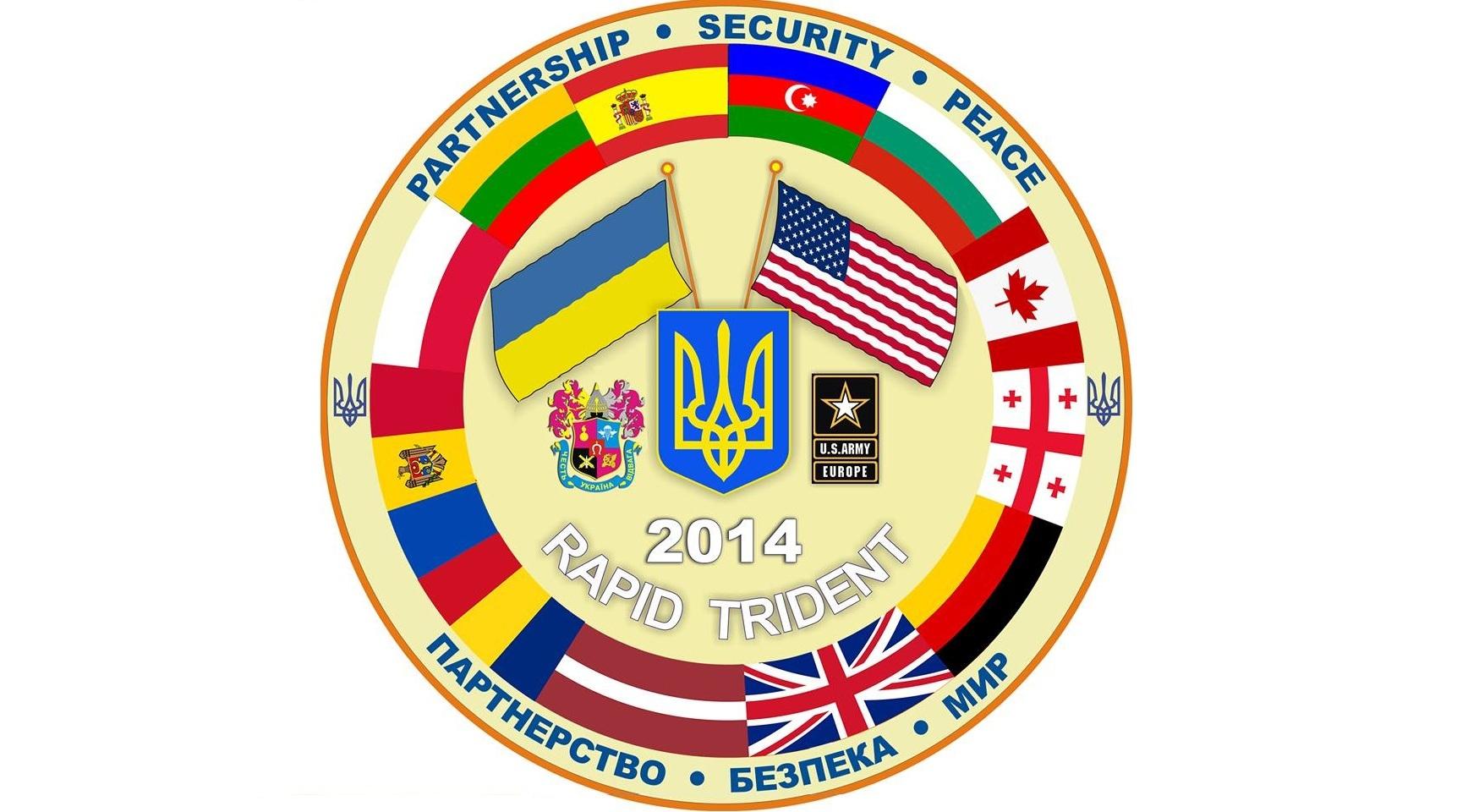 Военные учения Украины и США стартуют в понедельник на Львовщине