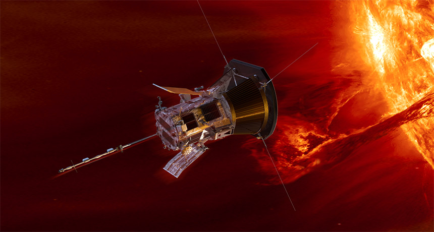 Parker Solar Probe начал второе сближение с Солнцем