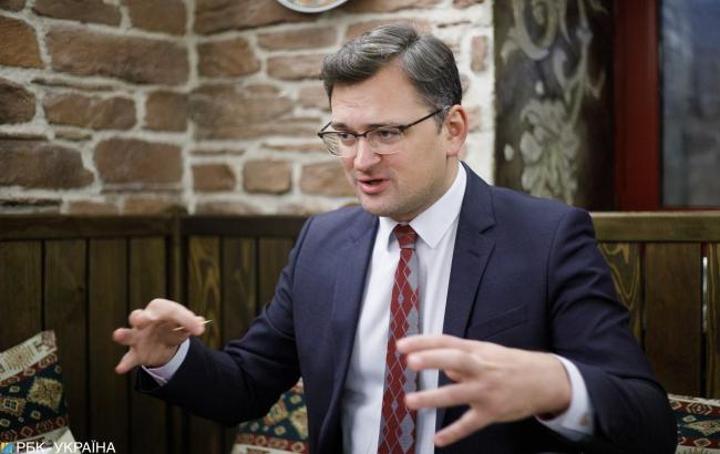Украина может вернуться в ПАСЕ после перезагрузки Ассамблеи,  – Кулеба