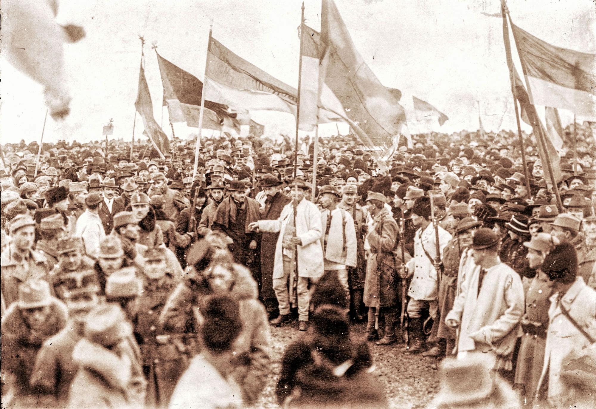 Бессарабский узел. Как 100 лет назад Молдова стала частью Румынии и что...