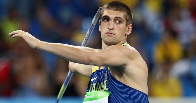 Украинец Косинский на Олимпиаде вышел в финал турнира по метанию копья