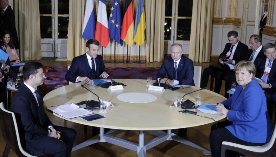 В Кремле сказали, где и когда состоится следующий нормандский саммит