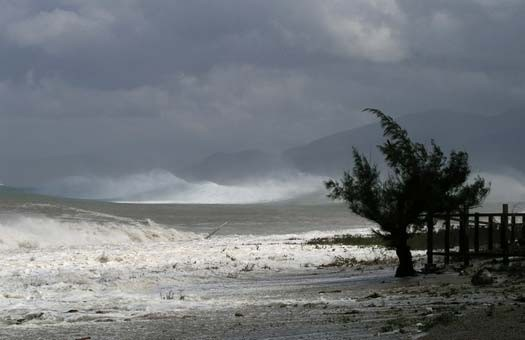 Во Вьетнаме из-за шторма эвакуированы 20 тыс. человек