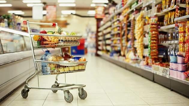 В Украине третий месяц подряд фиксируется дефляция