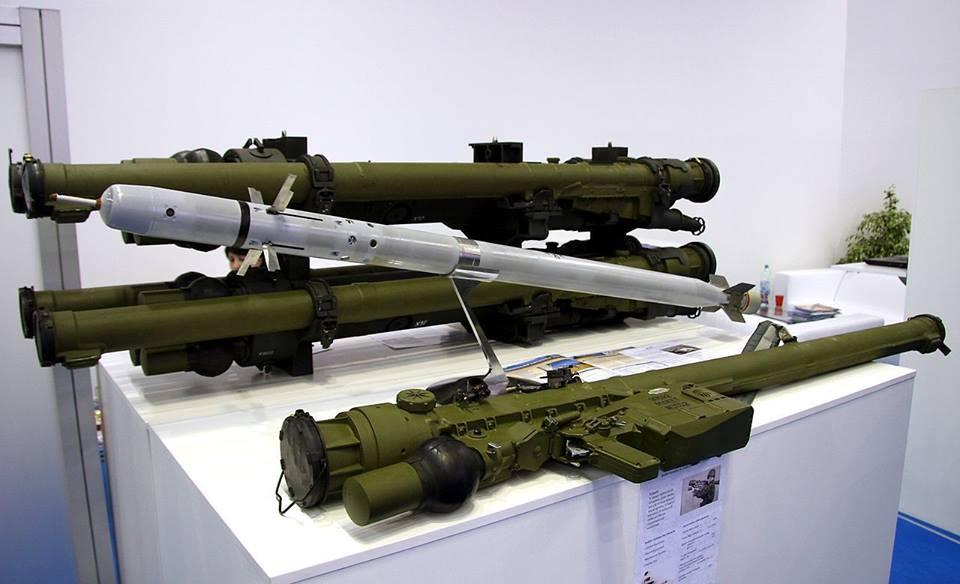Украина в 2019 году испытает новые образцы оружия