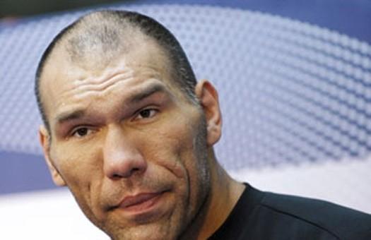 Николай Валуев не выйдет на ринг в ближайшие пять лет