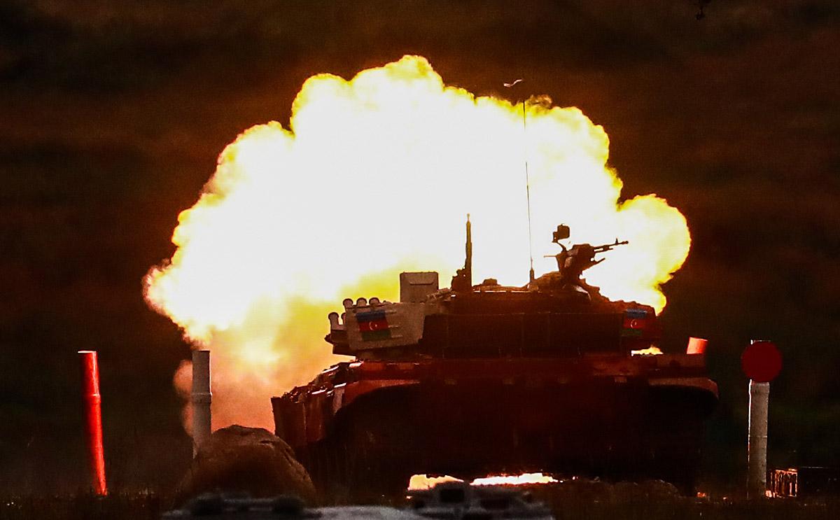 """Вторая Карабахская война. Как Азербайджан и Армения """"обнулили"""" плохой ми..."""