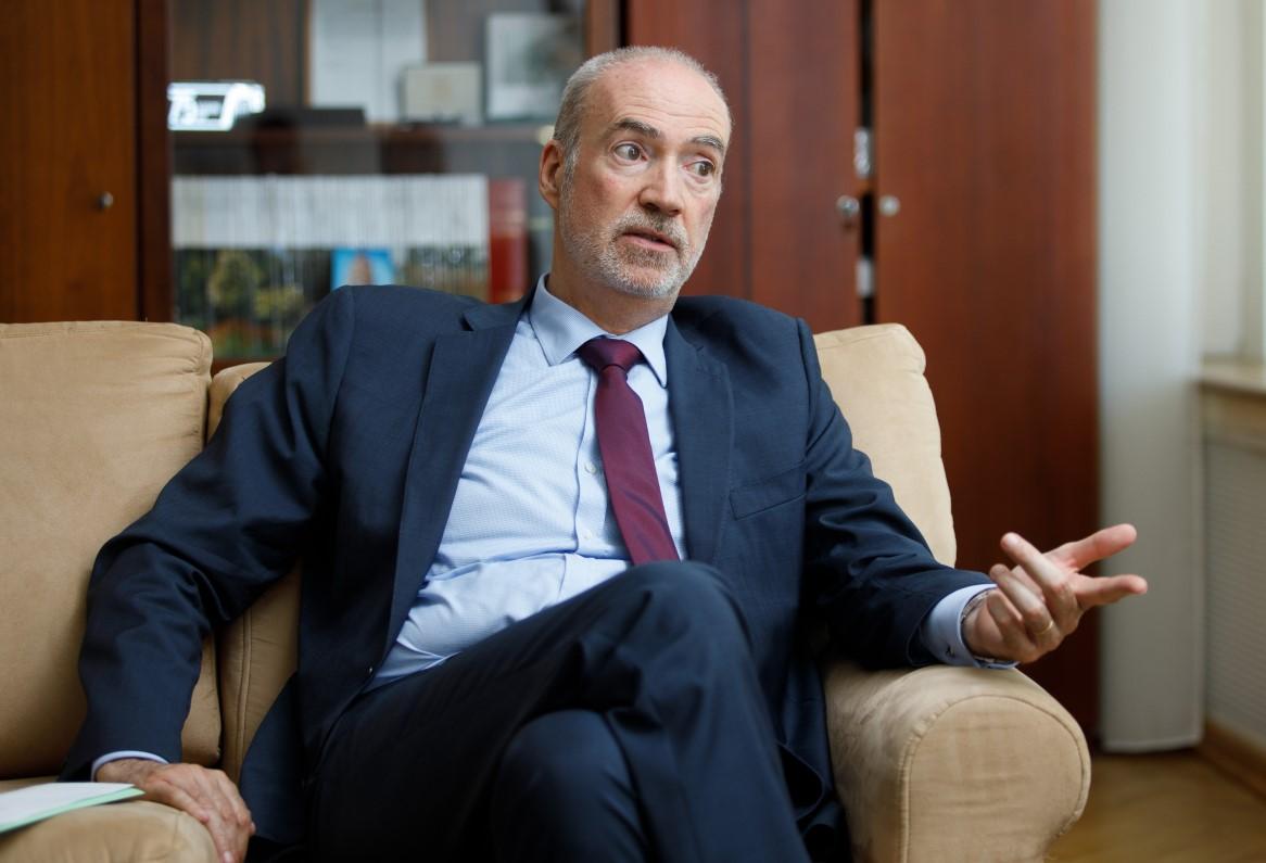 Франция готова обсуждать крымский вопрос, но сначала – Донбасс, – посол