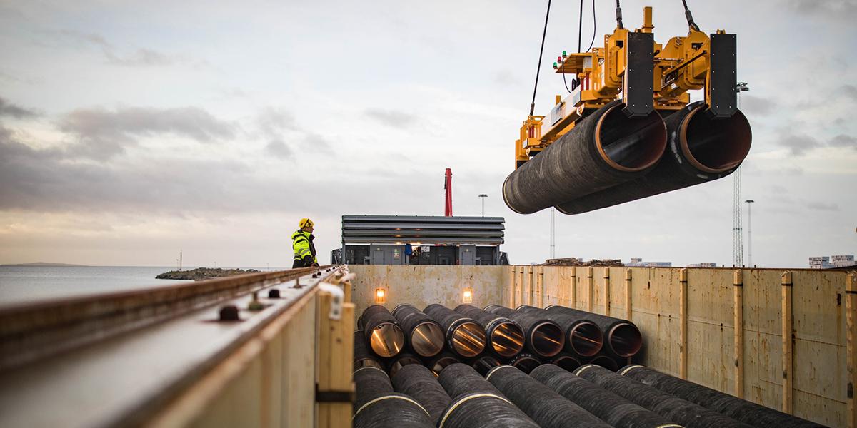 """Если проект """"Северный поток 2"""" завершится успешно, грянет новая газовая..."""