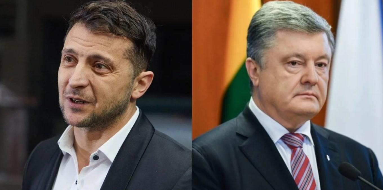 ЦИК разрешил Зеленскому и Порошенко агитацию