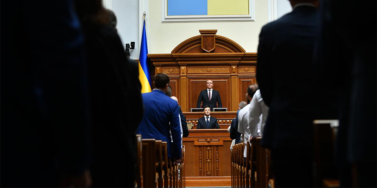 Выборы продолжаются. Может ли президент Зеленский распустить Раду по зак...