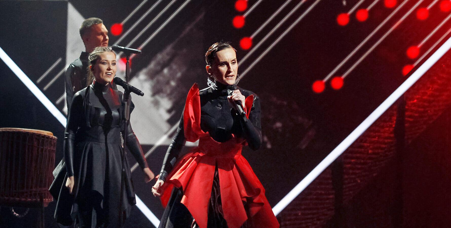 Украина попала в ТОП-10 лидеров Евровидения-2021 по версии букмекеров (видео)