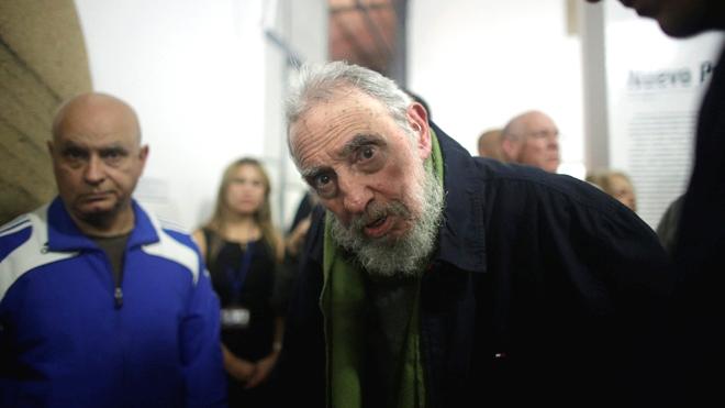 Фидель Кастро показался публике впервые за 9 месяцев, - СМИ