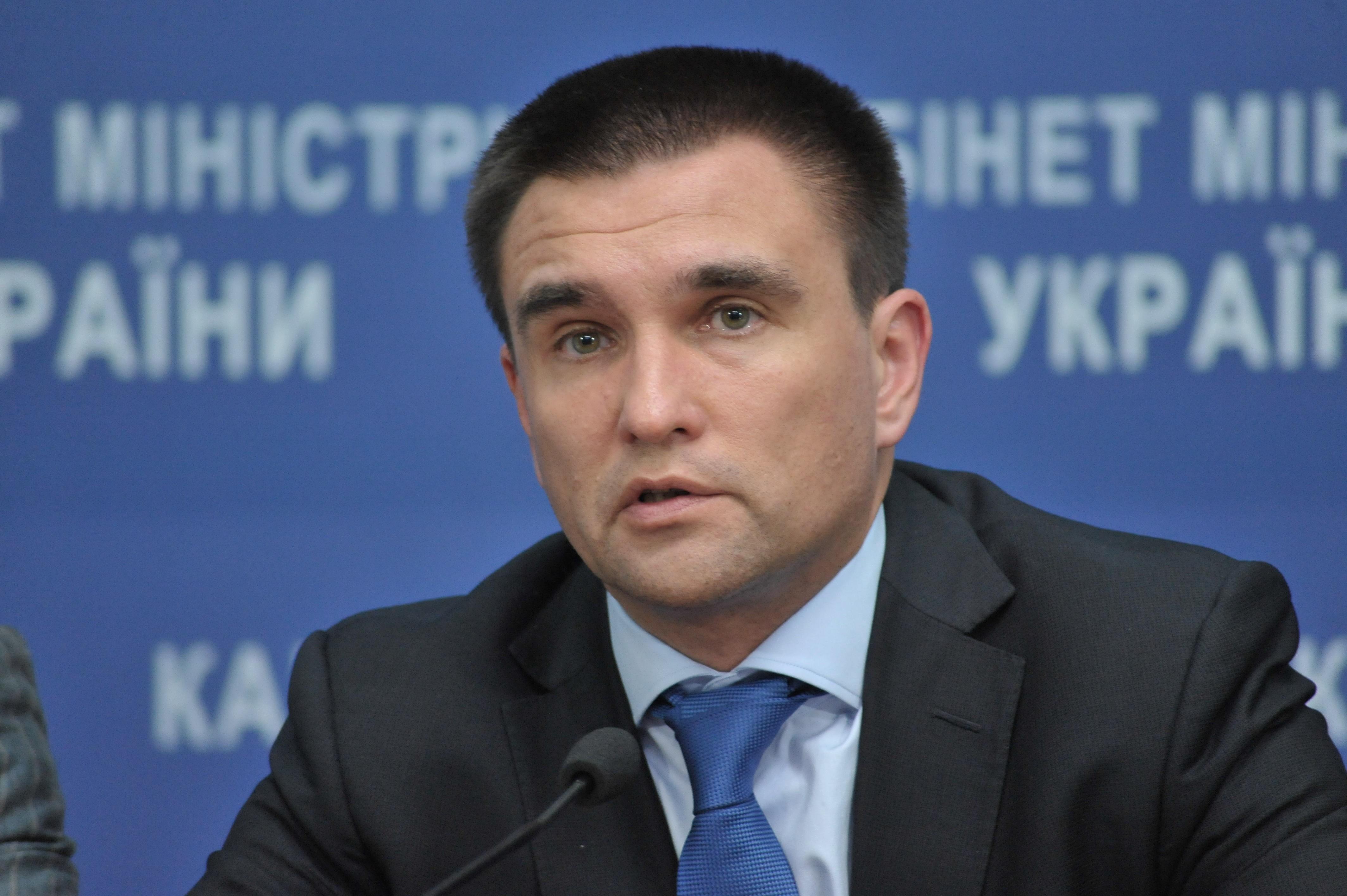Амнистия не означает полного помилования боевиков, - Климкин