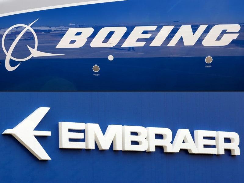 Стратегическое партнерство Boeing и Embraer практически состоялось – Бра...