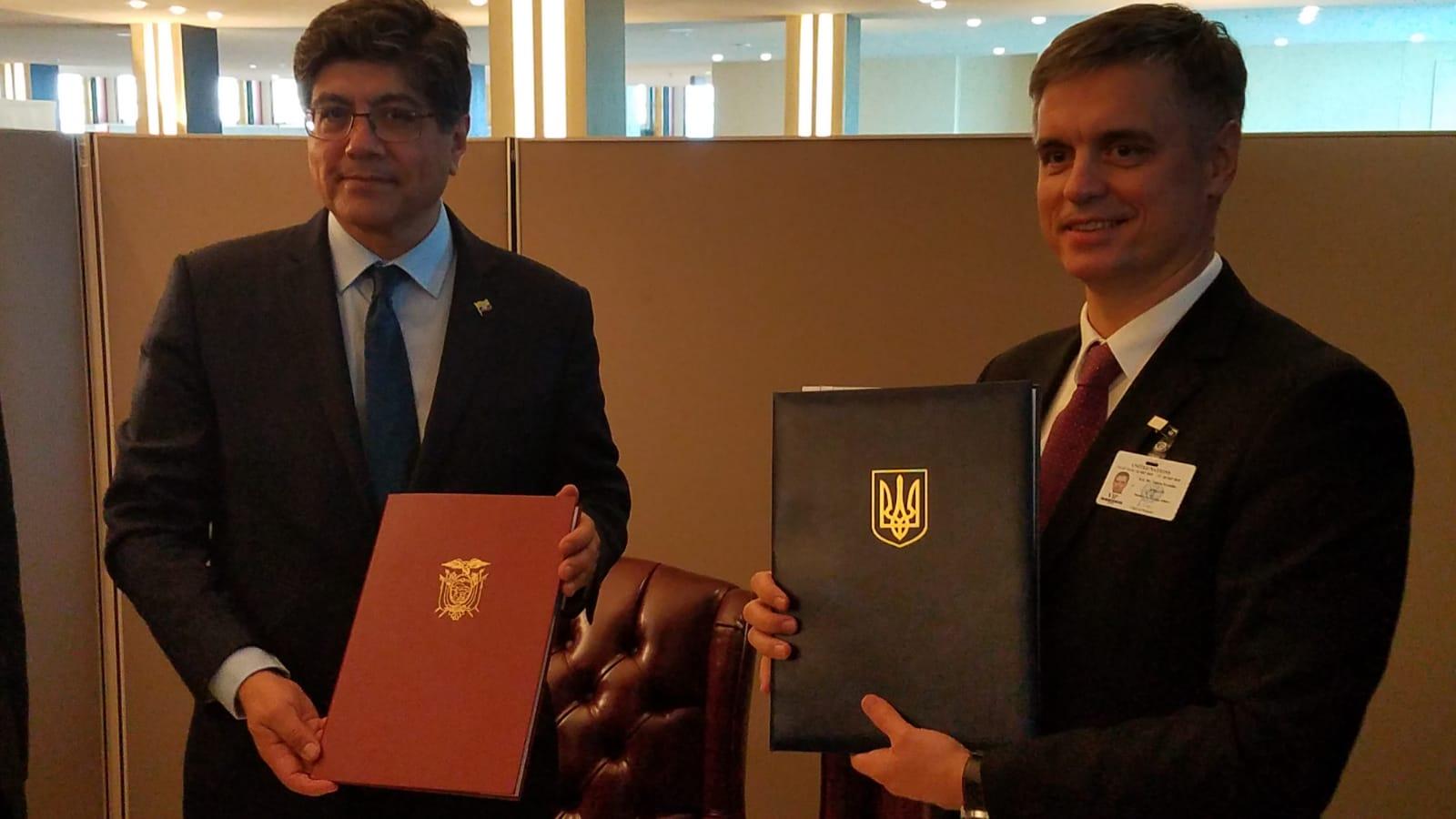 Украинцы могут ездить в Эквадор без виз, – Пристайко